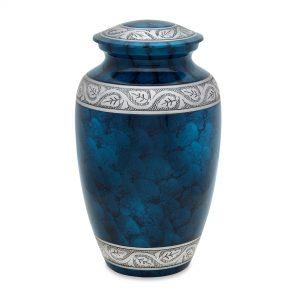 Middleton Royal Blue Adult Urn