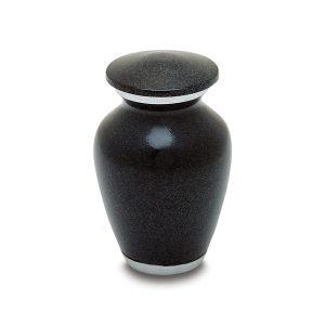 Black Granite Token Urn