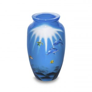 Deep Sea Wonder Adult Urn