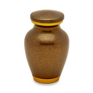 Autumn Gold Token Urn