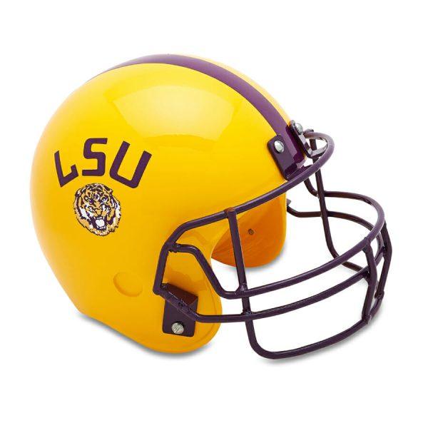 LSU Helmet Adult Helmet Cremation Urn