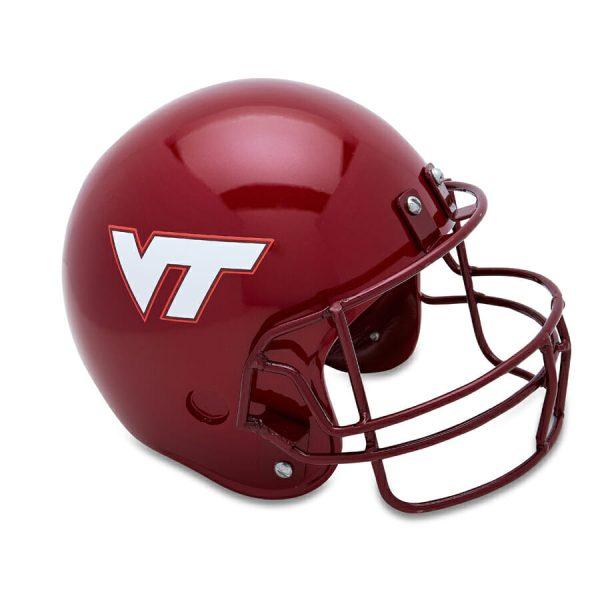 Virginia Tech Helmet Adult Cremation Urn