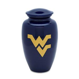 WVU Adult Cremation Urn