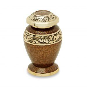 Berkshire Gold Token Urn