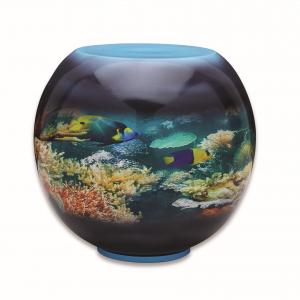 Fish Bowl Adult Urn