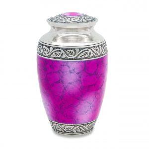Grecian Pink Adult Urn