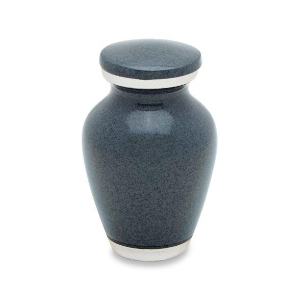 Grey Wolf Granite Token Urn