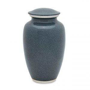 Grey Wolf Granite Adult Urn