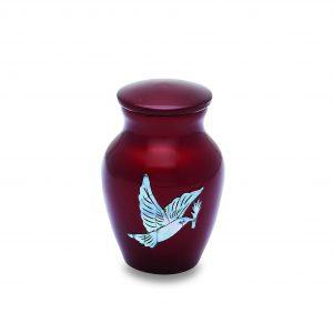 Flying Dove Token Urn