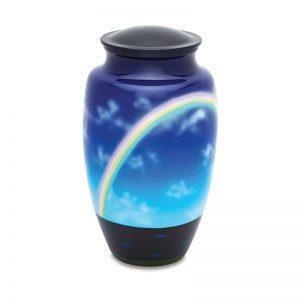 Rainbow Adult Urn