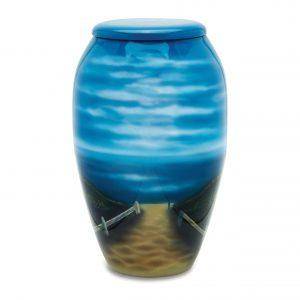 Sandy Beach Adult Urn