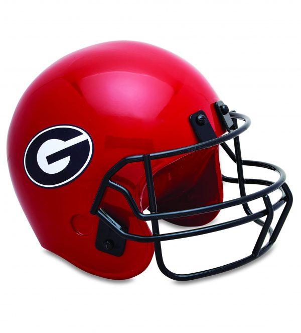 UGA Football Helmet Cremation Urn