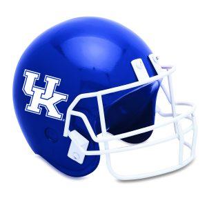 UK Blue Helmet Urn