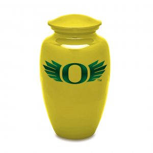 UO Yellow Winged O Adult Urn