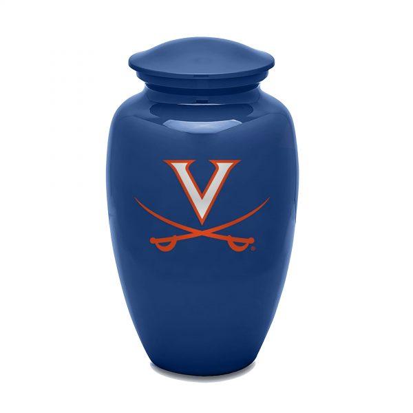 UVA Blue Adult Urn