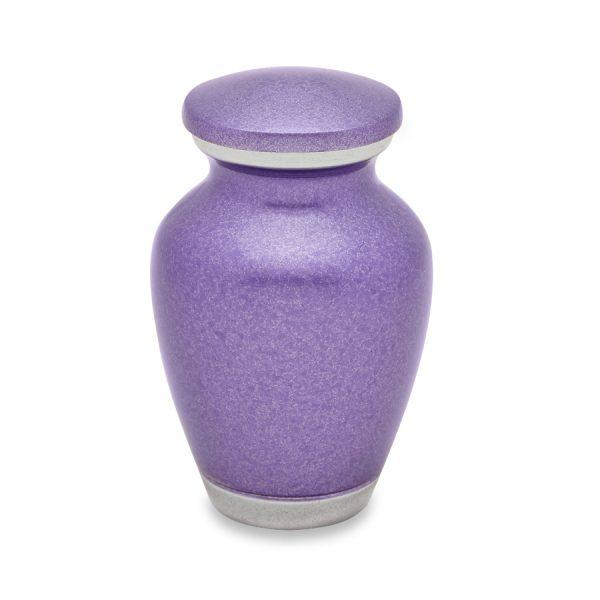 Violet Blush Token Urn