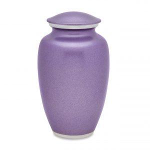 Violet Blush Adult Urn