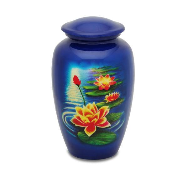 Lotus Adult Urn