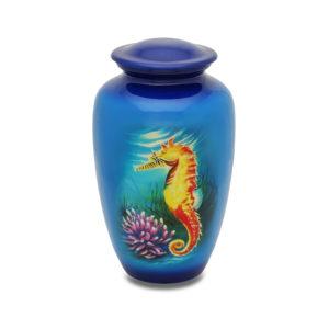 Seahorse Adult Urn