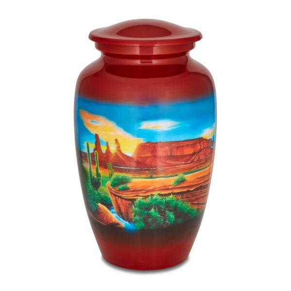 Sonoran Desert Adult Urn