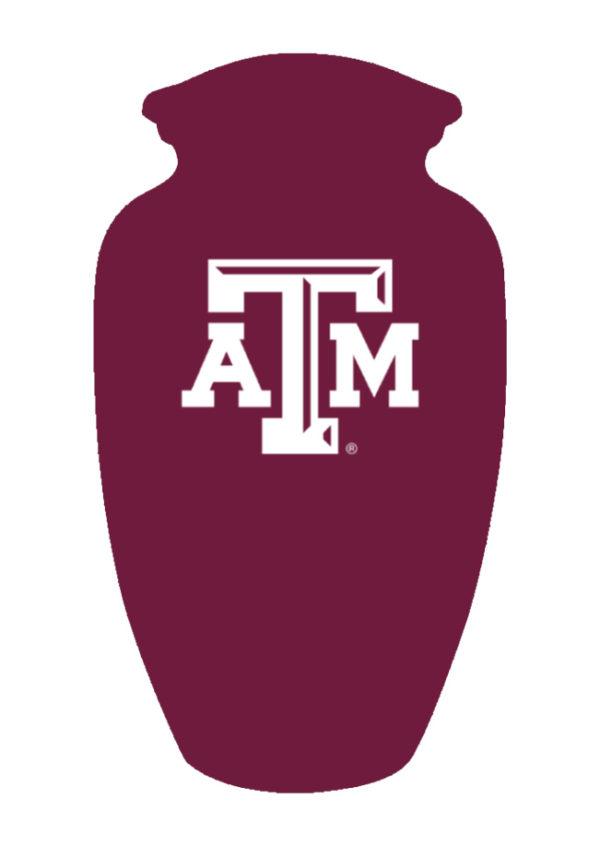 Texas A&M Adult Urn