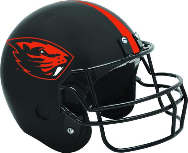 Oregon State Helmet Cremation Urn